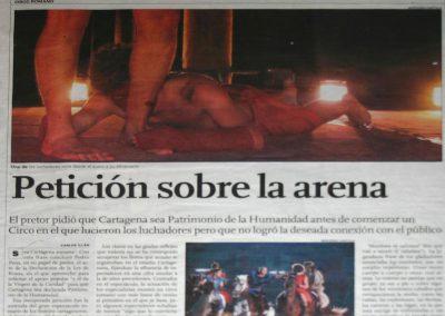 circo cartagena 2005-6