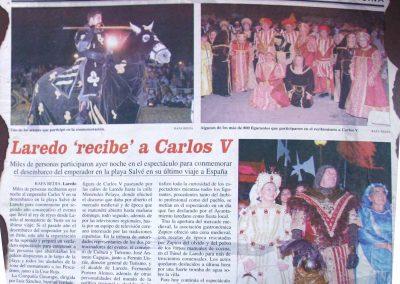 laredo 2001