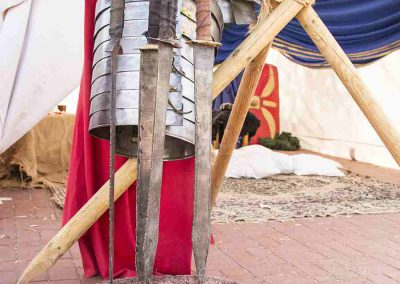 Espadas Romanas