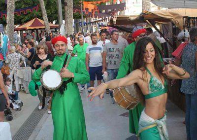 Baile Mercado