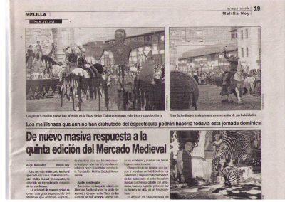 Melilla 2008
